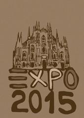 EXPO2015 vintage