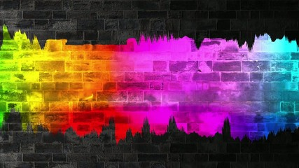 ColourWall Transition