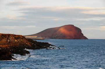 Tenerife South Landscape