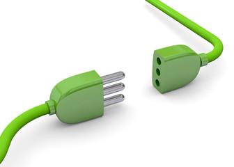 Ecologic Plug - 3D