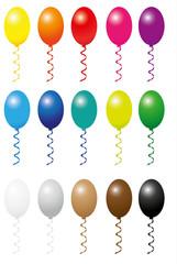Luftballonparade