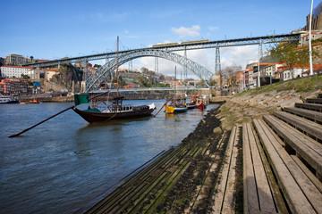 Porto and Vila Nova de Gaia Cityscape