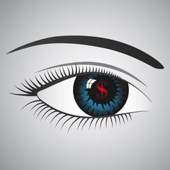 doollar's eye