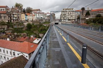 Oporto Cityscape in Portugal