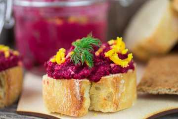 mousse beet