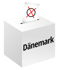Wahl in Dänemark