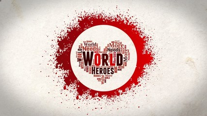 The World needs more Heroes