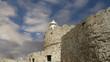 Obrazy na płótnie, fototapety, zdjęcia, fotoobrazy drukowane : Rhodes Tower of St. Nicholas, Greece