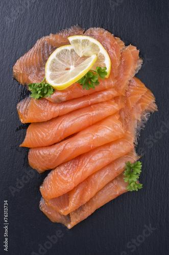 Papiers peints Poisson Smoked Salmon