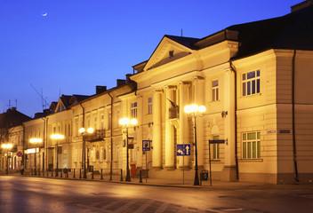 Siedlce. Poland