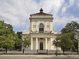 St. Stanislas Church in Siedlce. Poland