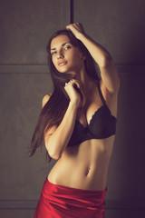 Girls in erotic lingerie