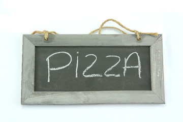 ardoise pizza