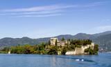 Blick auf die Isola del Garda