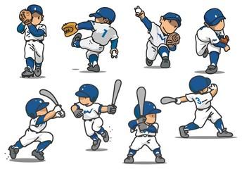 ベースボールプレイヤー