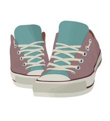 scarpe da tennis di Serena