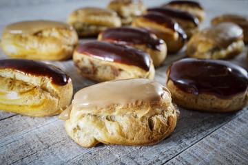 Cookies called éclair