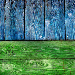 Old Boards Background