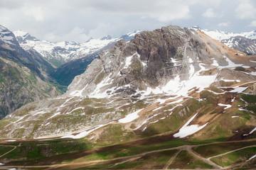 Alpine ski area of Val d'Isere