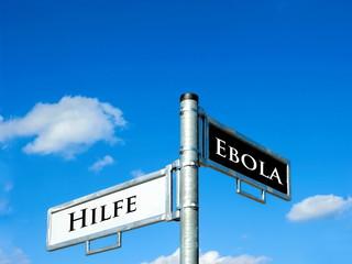 Hilfe - Ebola