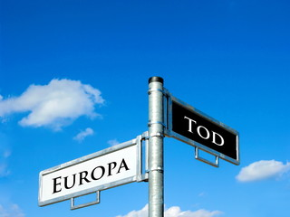 Europa - Tod
