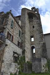 Narni: Cronache di Narnia: rovina del vecchio campanile