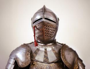 Ancient metal armor