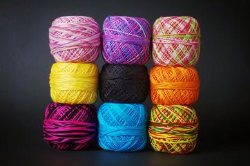 Yarn Coils