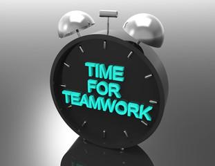 Time for TeamWork
