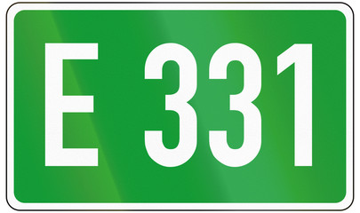 European Road 331