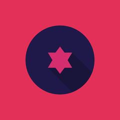 Jewish Flat Icon