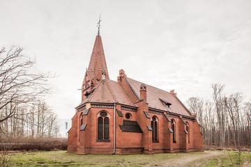 Waldkirche Heiligendamm