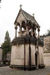 Italian sacred temple