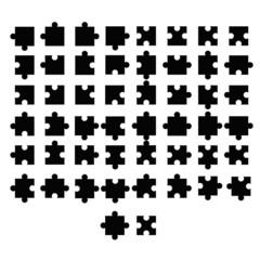jigsaw,vector