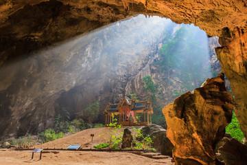 Pavilion in Phraya Nakorn, Hua Hin , Thailand .