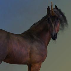 Bay Unicorn