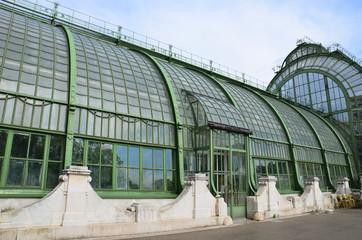 Schmetterlinghaus, serre, Vienne