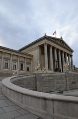 Parlement autrichien, Vienne