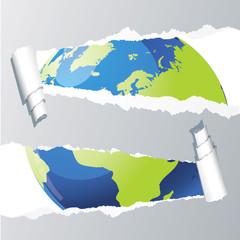 Earth Tear paper