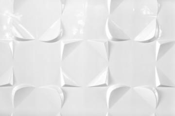Plastikwand