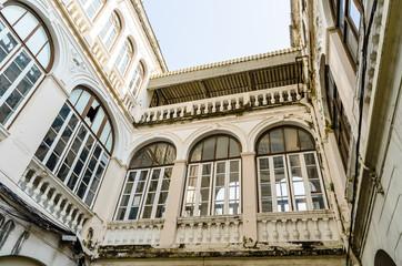 バンコクの古い教会 アサンプション大学