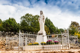 Blessed Virgin Mary Statue on Apparition hill