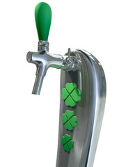 Irish Beer Tap
