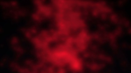 Dark background with animated slowly moving red fog