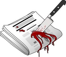journal assassiné