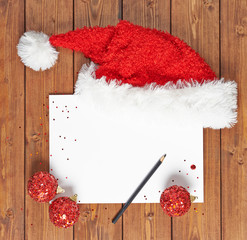 Letter to the Santa Claus