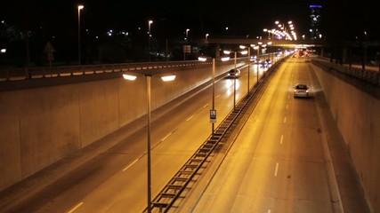 expressway timelapse