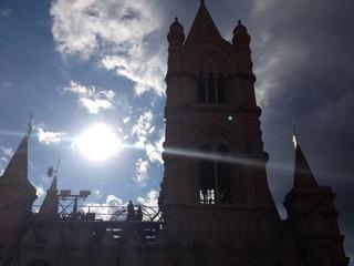 i tetti della cattedrale