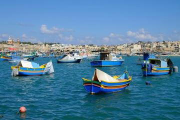 Marsaxlokk Village Malta