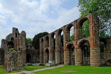 St Botolphs Priory Colchester Essex